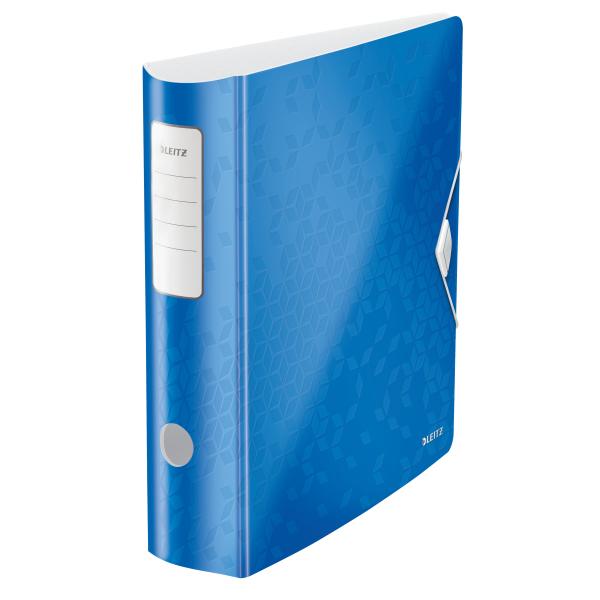 Mobilní pořadač Leitz 180° ACTIVE WOW A4 8,2 cm modrý