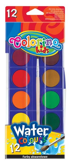Barvy vodové Colorino 12 barev