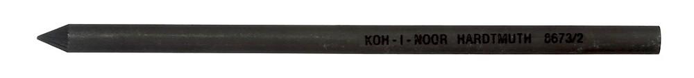Uhel 8673 umělý č. 2 černý/6 ks