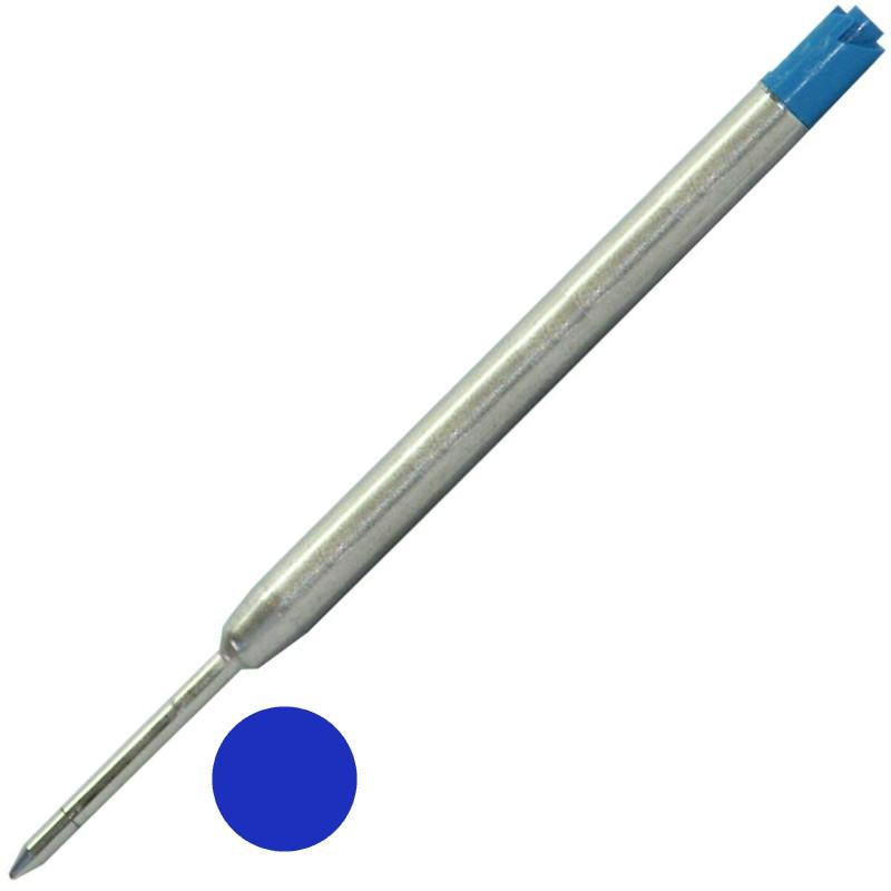 "Náplň 4442 typ ""PARKER"" kov E modrá"