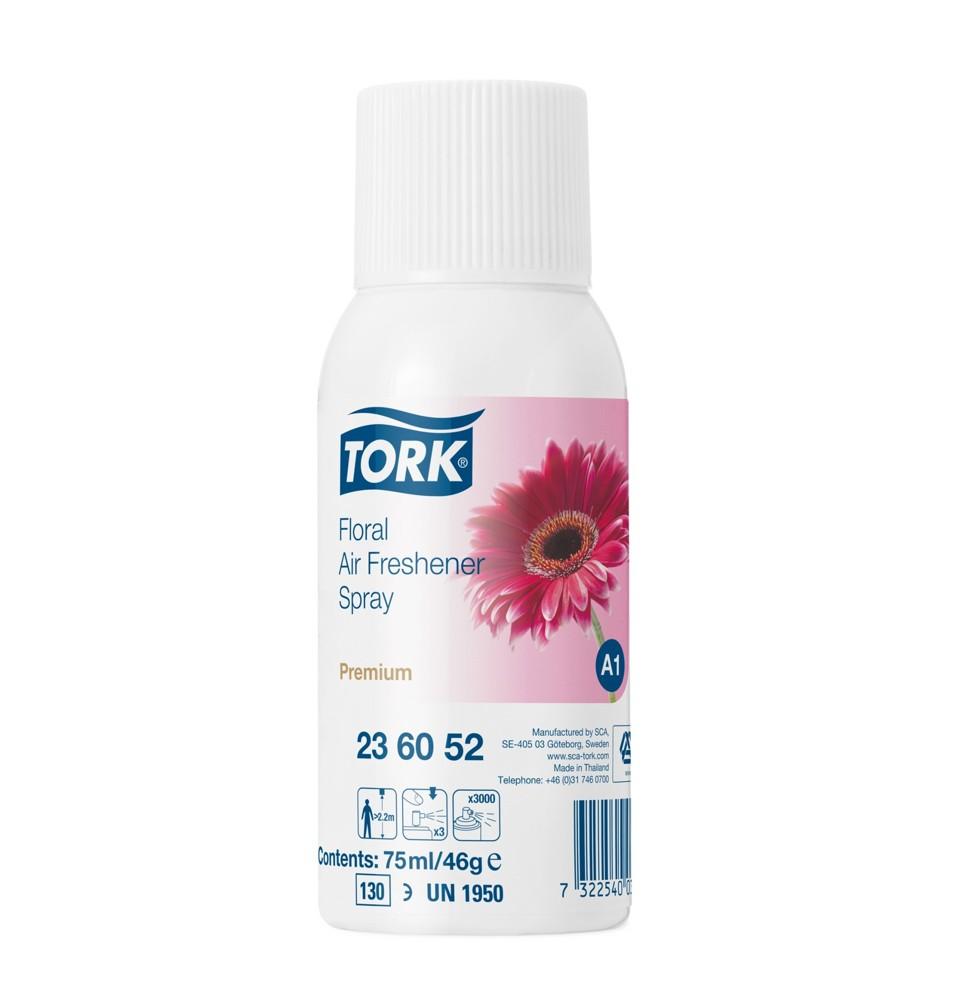 Náplň do osvěžovače vzduchu TORK A1, květiny, 75 ml