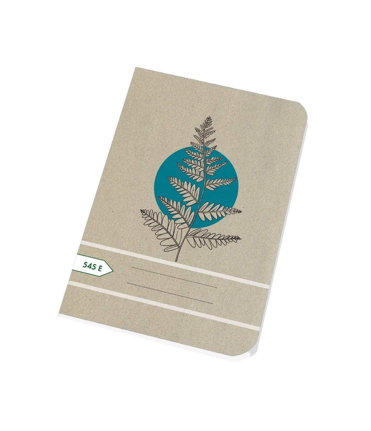Sešit EKO 545 - A5 čtverečkovaný, 40 listů
