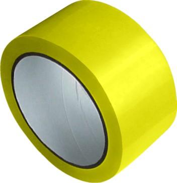Lepicí páska barevná 48 mm x 66 m žlutá