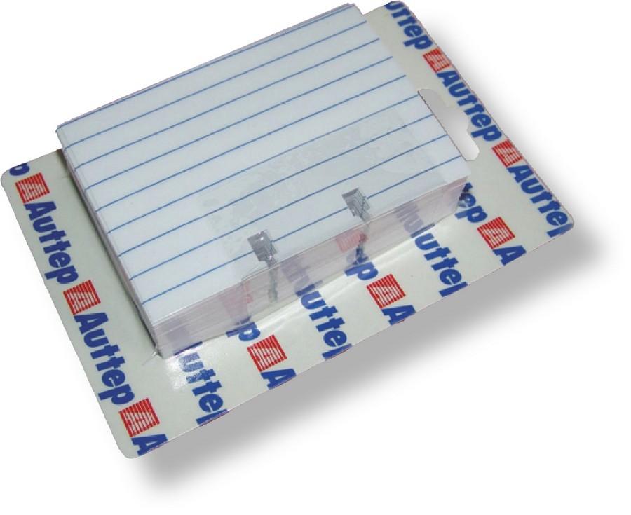Náhradní vložka ROTACARD papírové kartičky/50ks