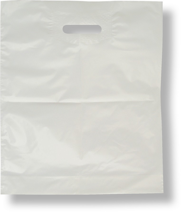 Taška PE s průhmatem 38 x 45