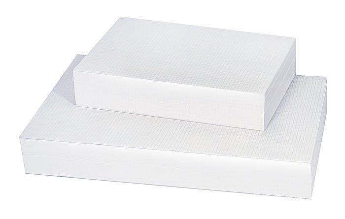 Karton kreslicí čtvereček A4 - 220 gr