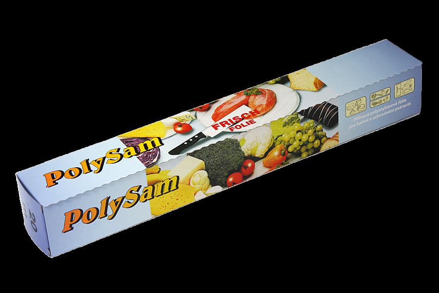 Potravinová fólie frisch 28 cm / 16m