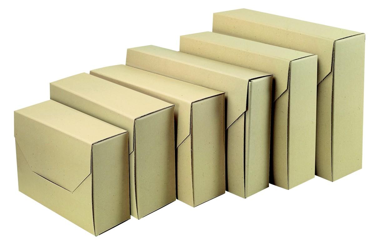Krabice archivační 410 x 260 x 110 mm