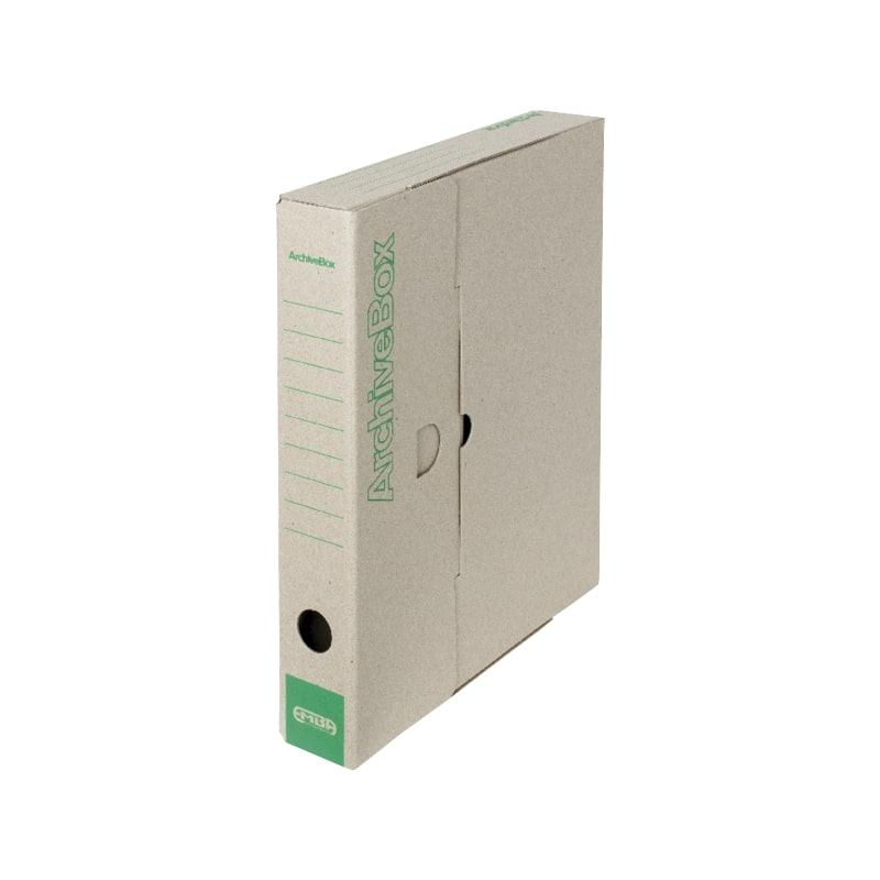 Box archivační s potiskem 330 x 260 x 50 mm
