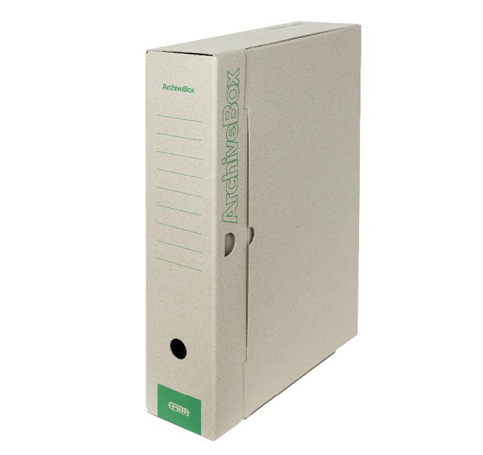 Box archivační s potiskem Emba 330 x 260 x 110 mm