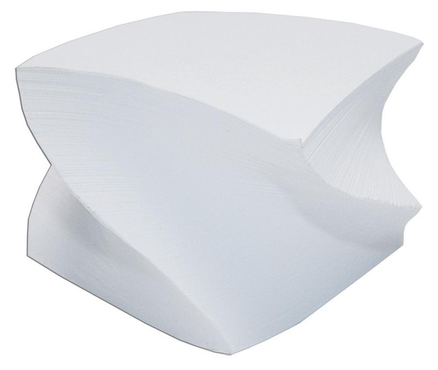 Blok špalíček bílý vrtule
