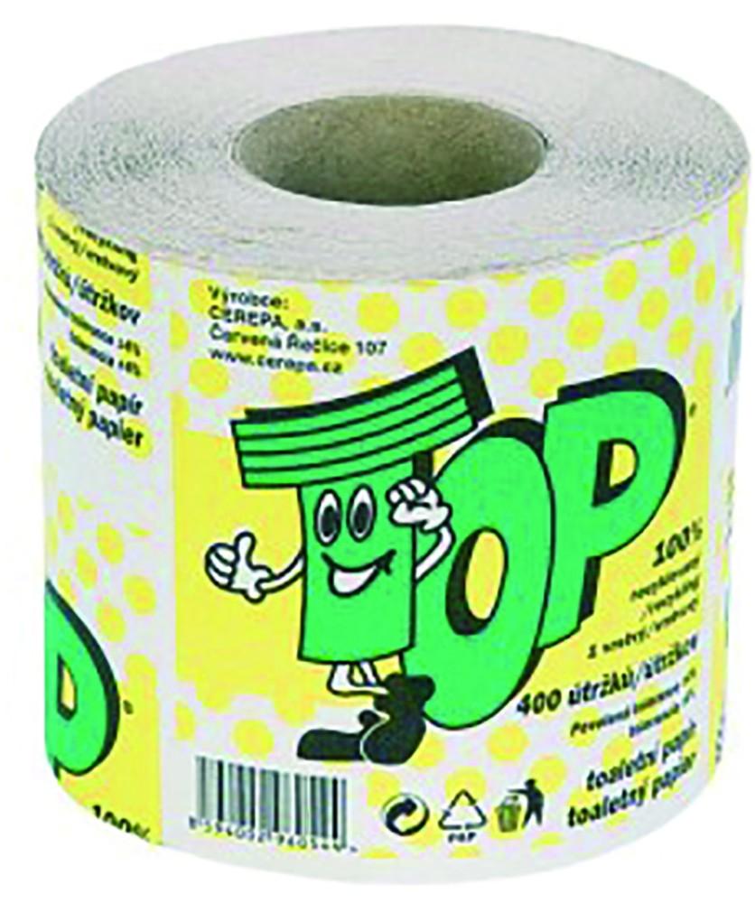 Papír toaletní Top, návin 30 m Top, návin 30 m