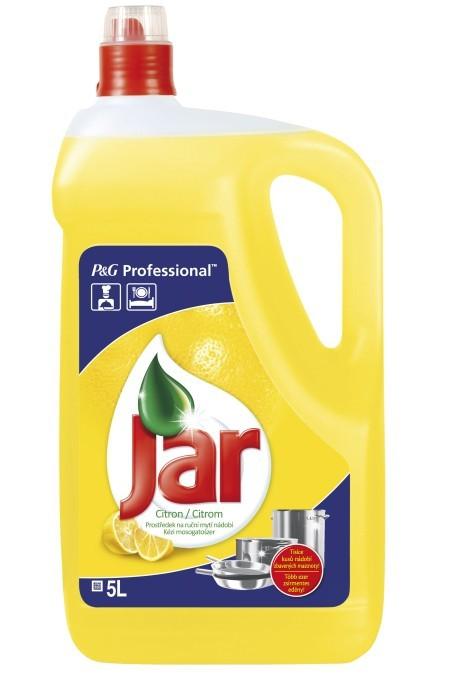 Jar Proffesional Citron 5 l