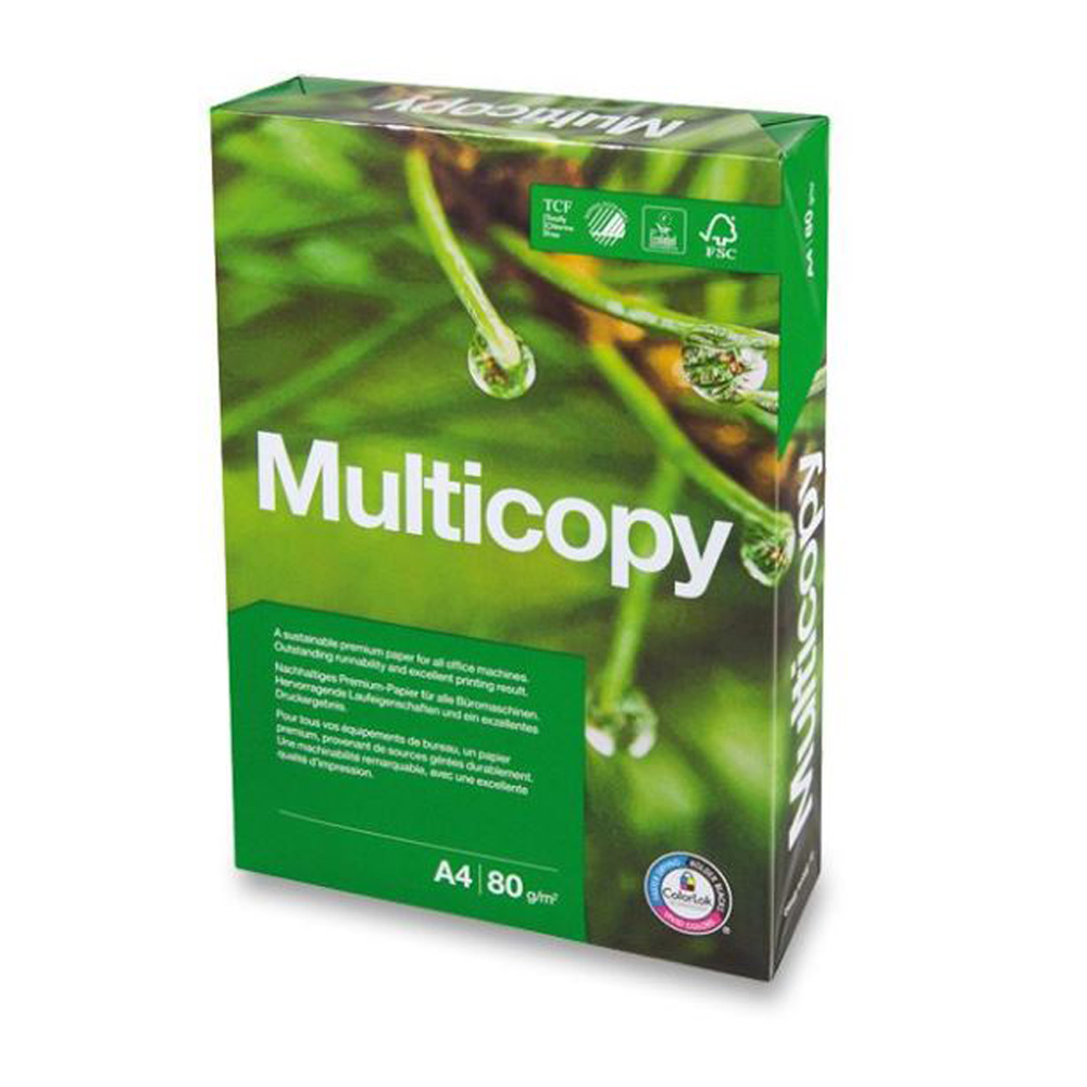 Papír kopírovací MultiCopy Original A4 80g 500 listů