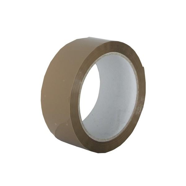 Lepicí páska balicí 38 mm x 66 m hnědá