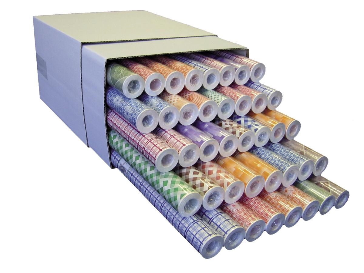 Papír úklidový 10 M PE mix