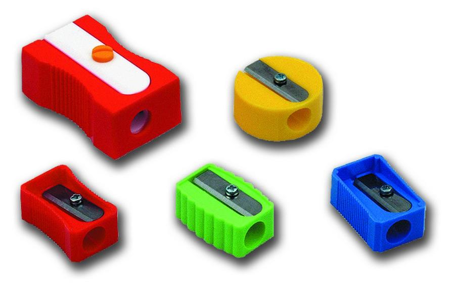 Ořezávátko plastové 1409 mix barev