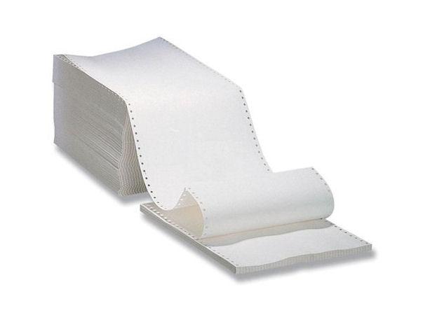 Papír tabelační 21 1+0 2000 složek bez BP