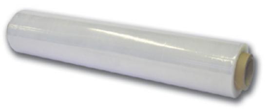 Fólie stretch ruční šíře 50 cm / 150m  / 2,3 kg čirá
