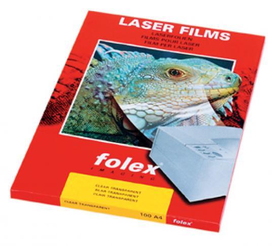 Fólie pro zpětnou projekci Folex BG 72 pro barevné laserové tiskárny 50 listů