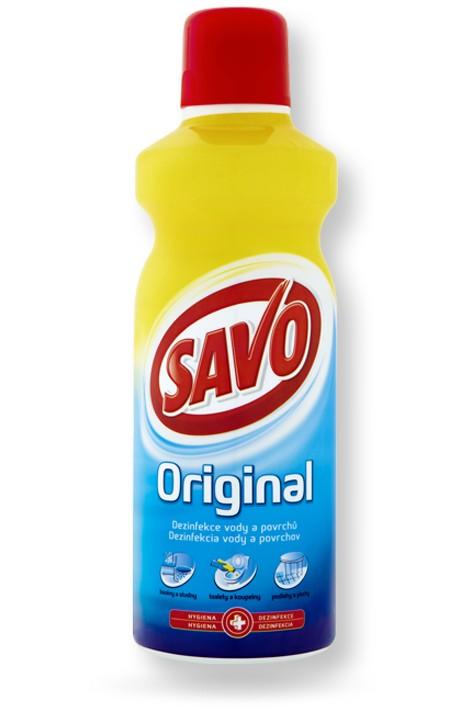 Savo - original 1,2 l - červené