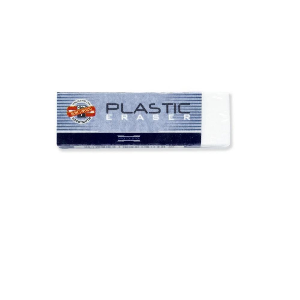 Pryž KIN 4770/40 bílá plastická 60x18x12 mm