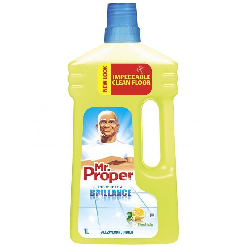 Mr.Proper 1l žlutý lemon