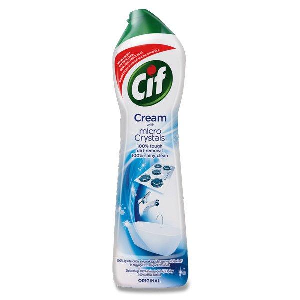 CIF tekutý jemný písek 500 ml / 720gr. original