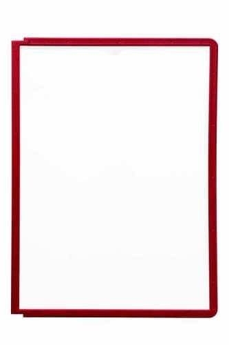SHERPA - rámeček 5606 červený