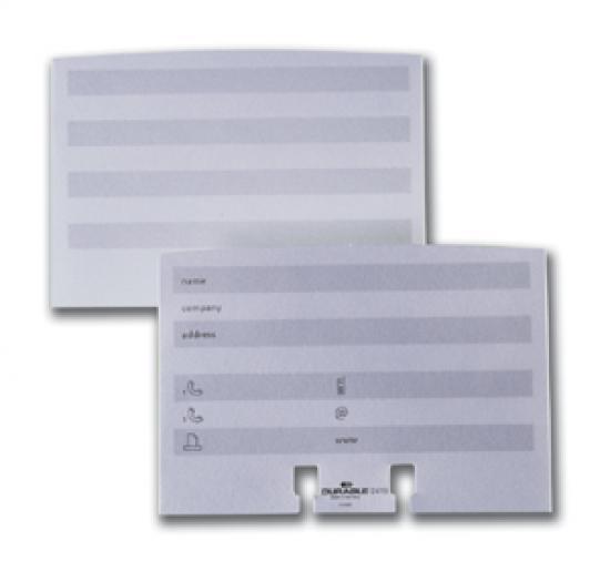 Náhradní vložky pro VISIFIX FLIP VEGAS papírové kartičky/100 ks
