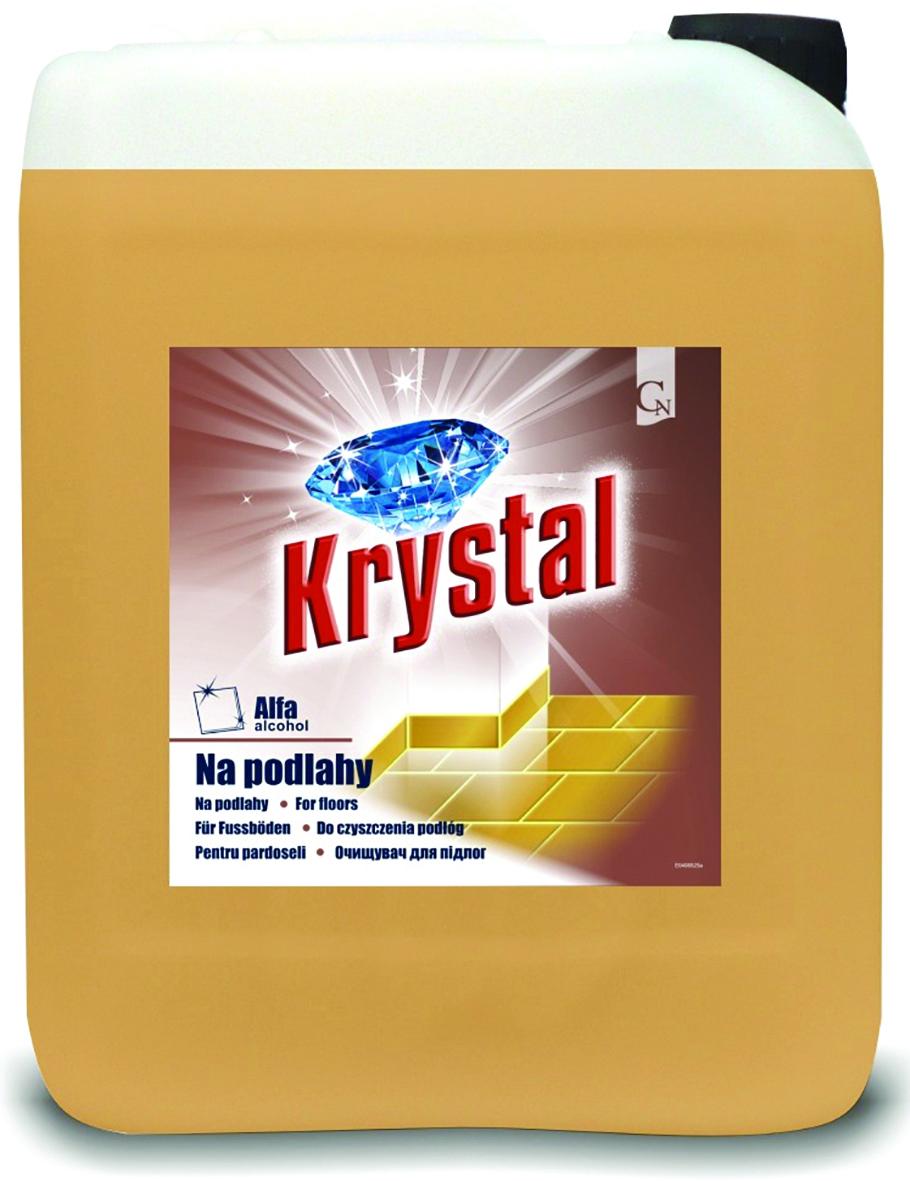 Krystal na podlahy Clean Floor s alfaalkoholem 5 l