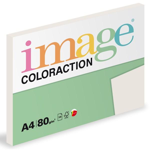 Papír kopírovací Coloraction A4 80 g šedá střední 100 listů