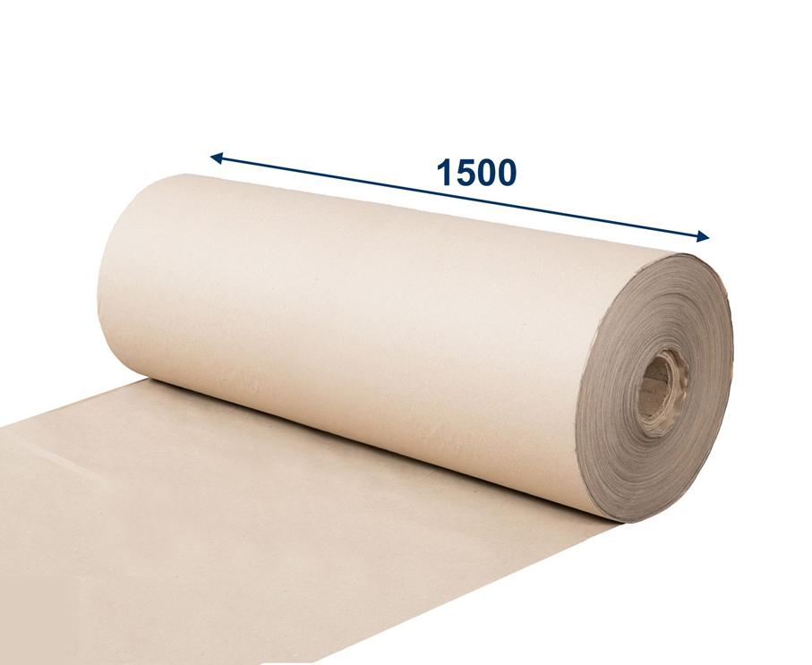 Papír balicí - šedák role šíře 150 cm, cca 80 kg