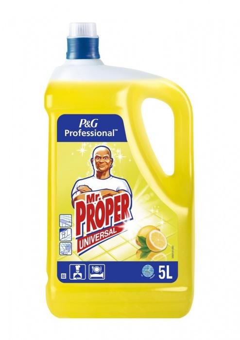 Mr.Proper 5 l na podlahy lemon