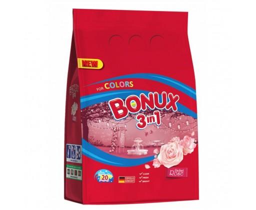 Prášek na praní BONUX 1,5 kg color