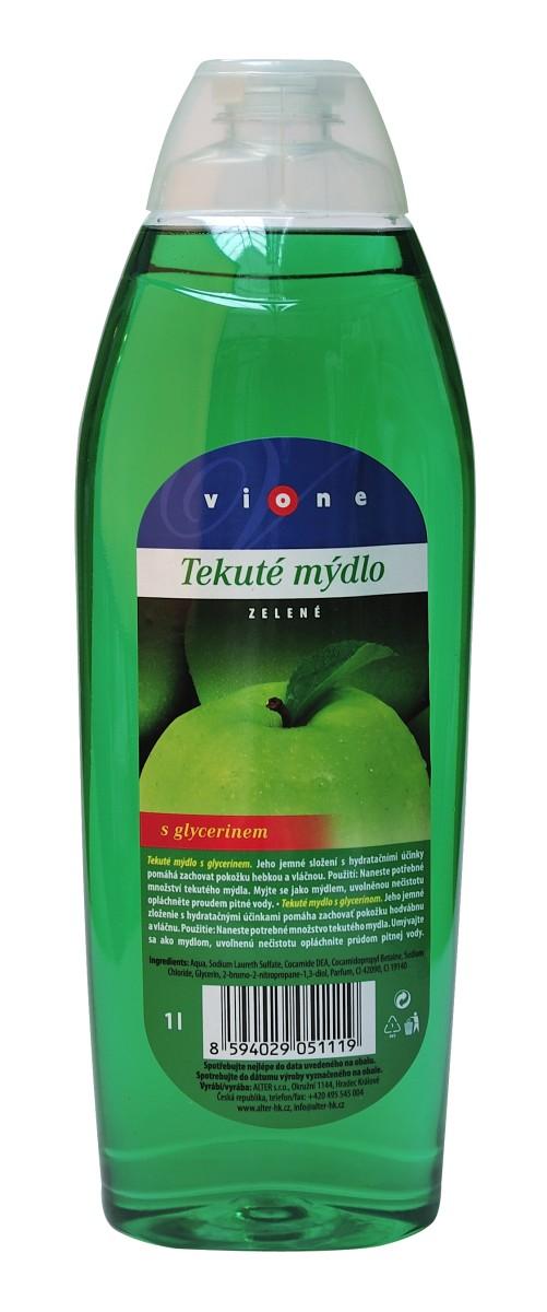 Mýdlo tekuté Vione 1 l