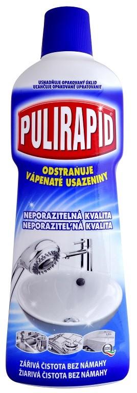 Pulirapid 750 ml na vodní kamen