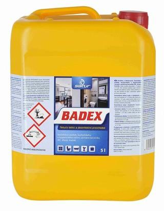 Satur Badex dezinfekční prostředek 5 l