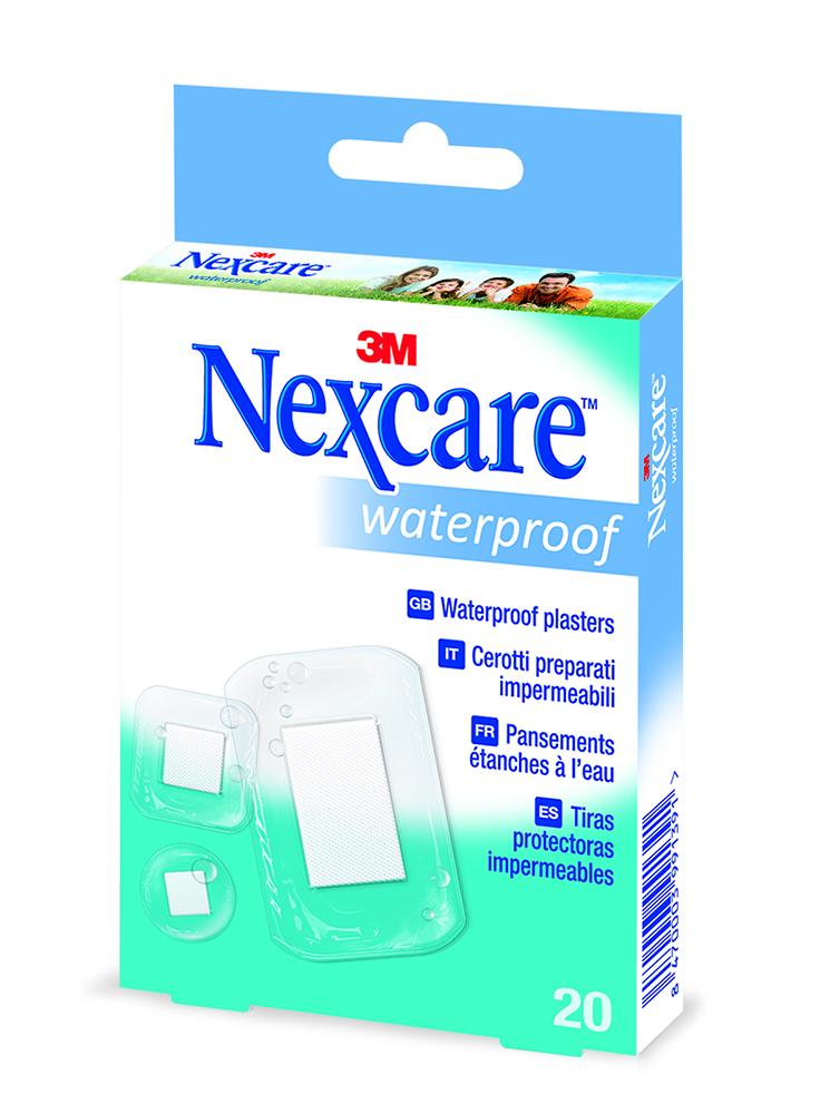 Náplast NEXCARE Waterproof