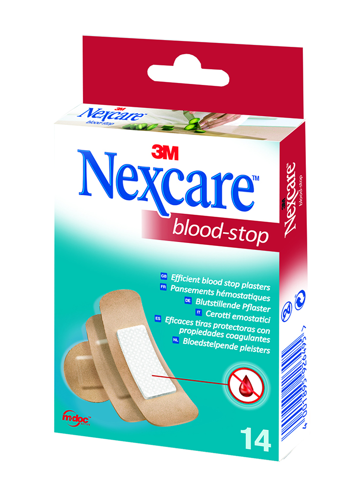 Náplast NEXCARE Blood stop