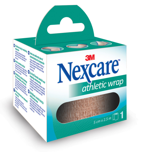 Obvaz NEXCARE Athletic Wrap