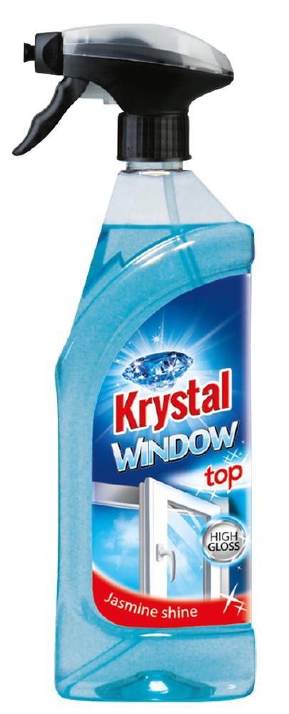 Krystal na okna 750 ml s rozprašovačem