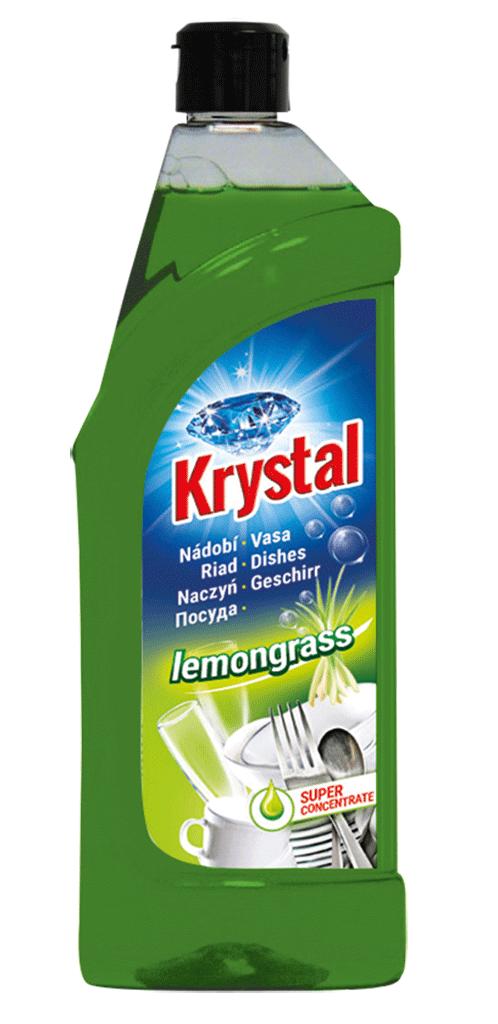 Krystal na nádobí 750 ml lemongrass