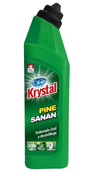 Krystal pine sanan 750 ml na koupelny a WC