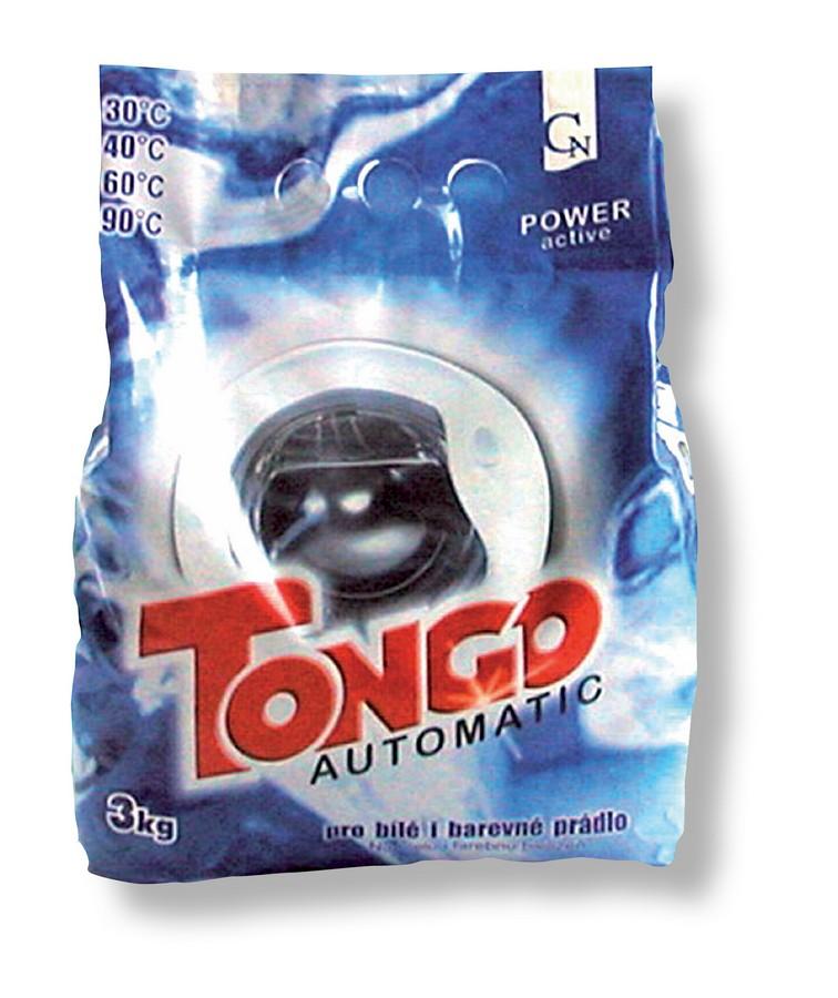 Prášek na praní Tongo 3 kg