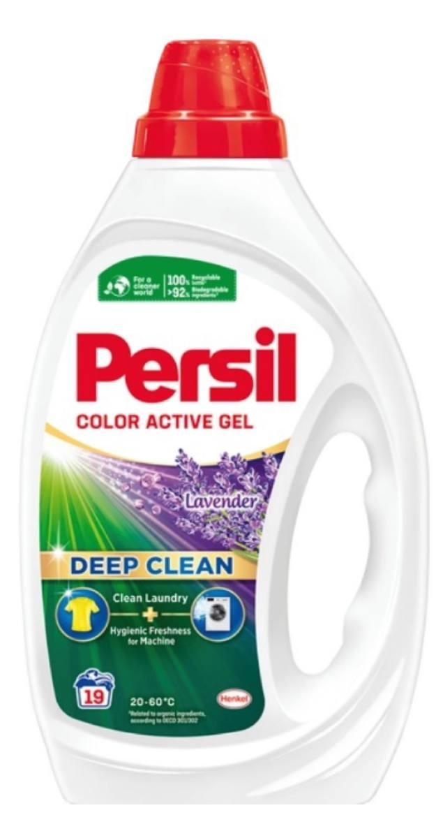 Gel na praní PERSIL 1,46 l (20 dávek) Color Levandule (fialový)