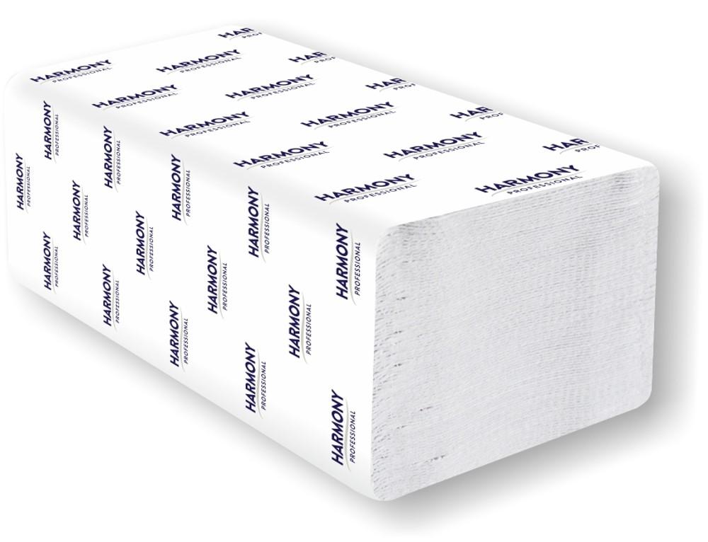 Ručník ZZ Harmony Professional 2-vrstvý celulózový 150 ks