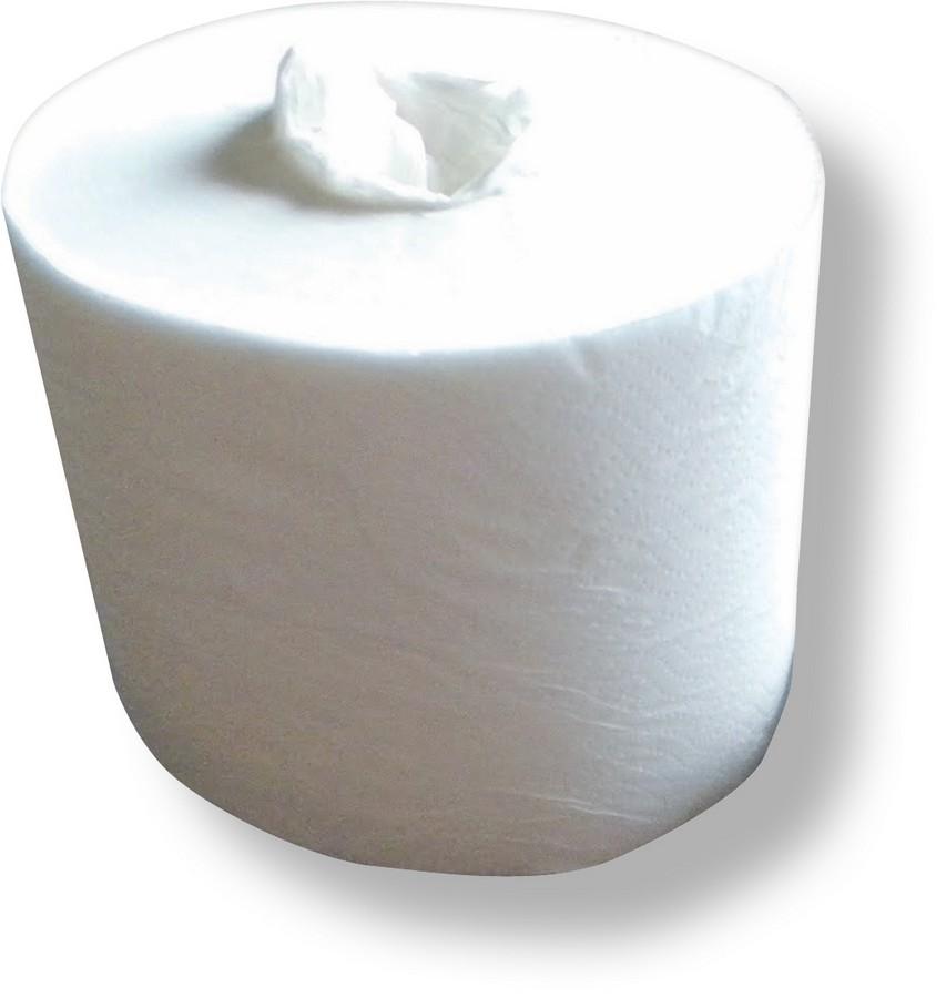 Ručník v roli 20cm/125m/ 1 ks MAXI celuloza, s vytrhávací dutinkou, 2-vrstvý