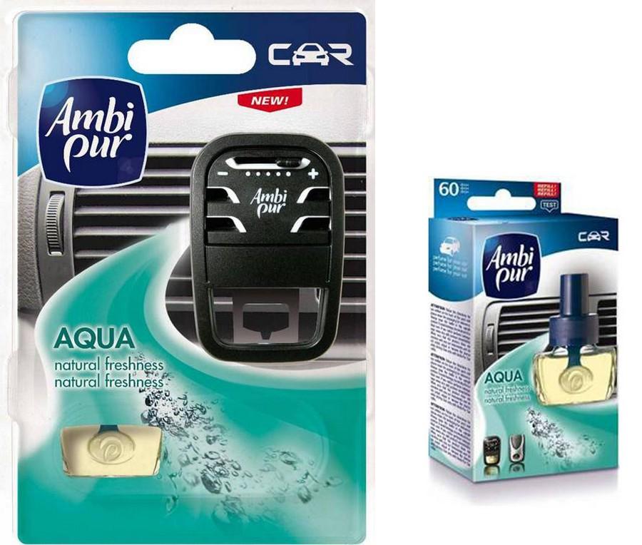 Ambi pur car aqua strojek