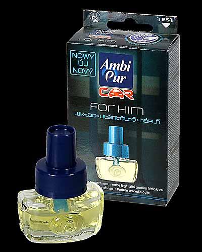 Ambi pur car aqua (puresse air) náplň